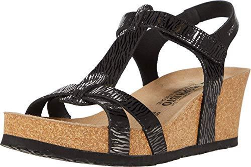 Mephisto Women's Liviane Sandals Black 12 M US