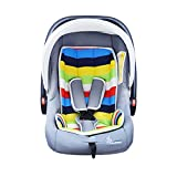 R for Rabbit Picaboo 4 in 1 Multi Purpose Baby Carry Cot,Car Seat, Rocker,Feeding Chair for Infant...