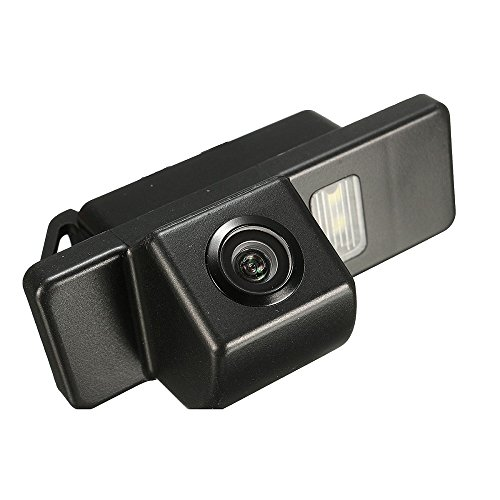 Misayaee Reversing Vehicle-Specific Camera Integrated in Number Plate Light...