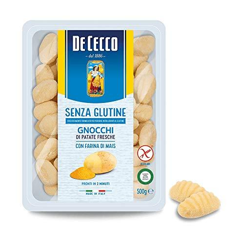 De Cecco Senza Glutine - Gnocchi Di Patate Fresche, 500g