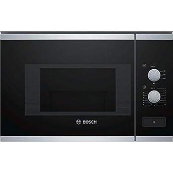 Bosch BFL634GB1 - Microondas (Integrado, 21 L, 900 W, Tocar, Negro, Abajo): 494.89: Amazon.es: Informática