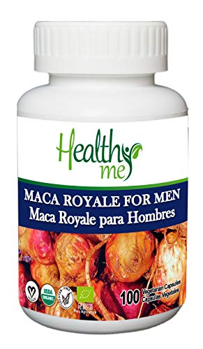 Maca Royale para Hombre. Maca Peruana 100% natural. Máxima potencia que...