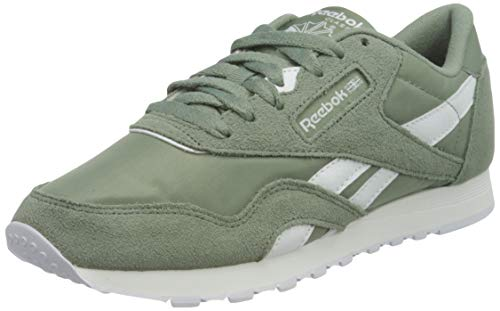 Reebok Classic Nylon, Sneaker Donna, Hargrn White Hargrn, 37.5 EU
