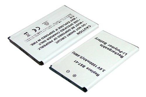 Batterie pour SONY ERICSSON Xperia Play, Xperia X1, XPERIA X10, XPERIA X1a, XPERIA X2, Xperia X2a, BST-41