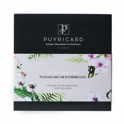 Tablette Pure Origine Madagascar Sambirano 100%