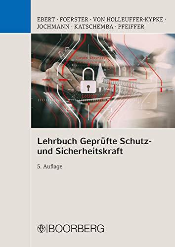 Lehrbuch Geprüfte Schutz- und Sicherheitskraft