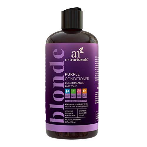 Artnaturals, Purple Conditioner, Color Balance and Tone, 16 fl oz (473 ml)