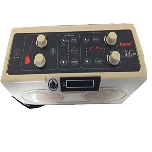 Radel Electronic Tanpura And Tabla 2-In-1 Milan/electronic tanpura/electronic tabla/digital Taal Tarnag/electronic Taal Tarnag/TAMBORA/ESRAJ/SITAR/Shruti Box/RADEL Saarang/harmonix