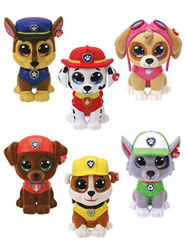 Ty Mini Toy Collectibles Paw Patrol/6 cm...