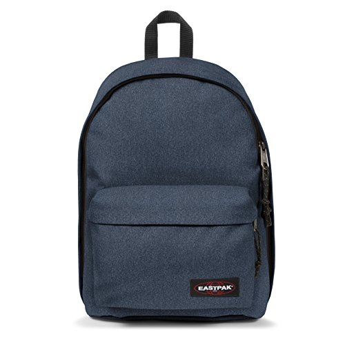 Mochilas Eastpak Azul Double Out Of Office de 27 Litros