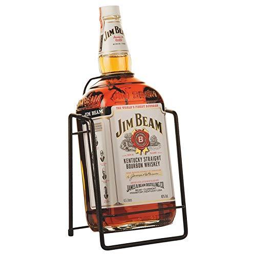 Jim Beam Kentucky Straight Bourbon Whiskey 40% Vol. 4,5l in Giftbox