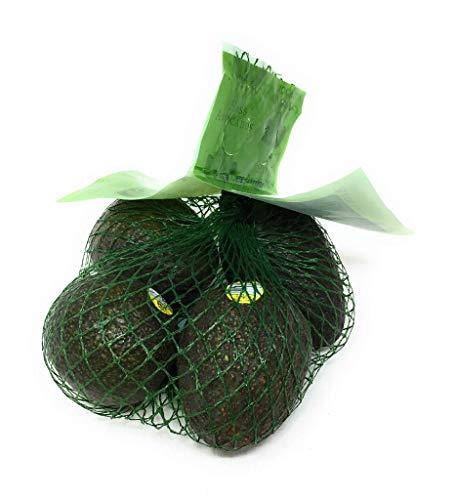 Avocado Hass Bag Whole Trade Gaurantee Organic, 4 Each