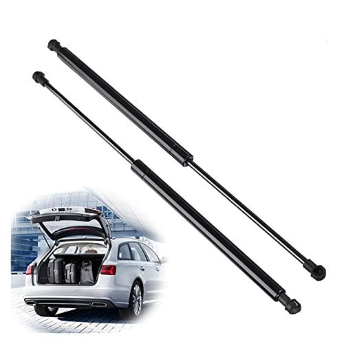 MYDH Amortiguadores de Gas Durable 2 Unids Coche Trasero Izquierdo Y Derecho De Boot Boot Gas Resortes Soportes Soporte para Audi A4 B6 2001 2002 2003 2004