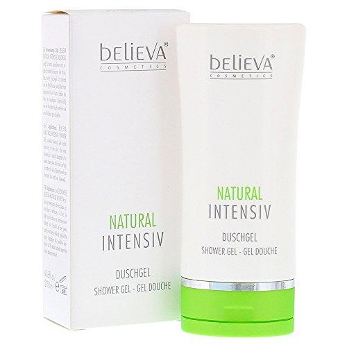 BELIEVA Natural Intensiv Duschgel 200 Milliliter