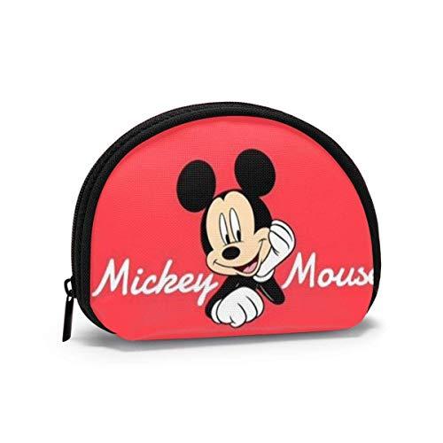 Monedero Monedero Monedero, Mouse Monedero Bolsa de Almacenamiento de Carcasa portátil para Mujeres y niñas