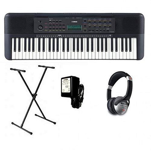 Yamaha PSR-E273 Keyboard Set II mit Ständer und Kopfhörer