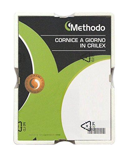 Methodo K900103 fotolijst, randloos, van acrylglas