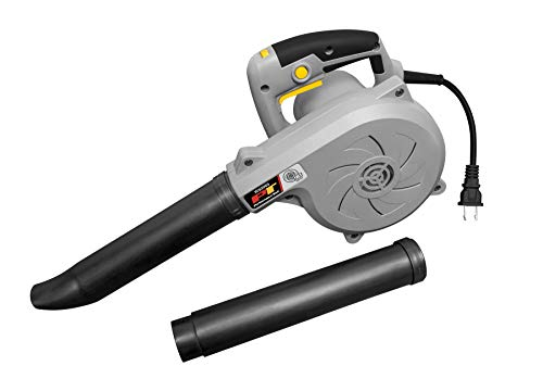 Performance Tool W50069 Compact Gray 700W Variable Speed Garage/Shop/ Blower/Patio Blower (17,000 Max RPM 90 MPH Air Flow)