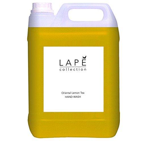 LAPE 100934575 Savon mains, Collection au thé oriental citronné, Recharge 5 L
