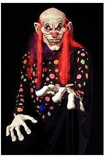Morris Costumes Stalkaround Creepo The Clown