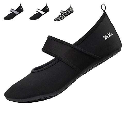 Las Sanas Zapatillas De Barfoot para Todo Uso De WeWee: Zapatillas Versátiles De Neopreno Minimalista con Un Aspecto Moderno De Bailarina