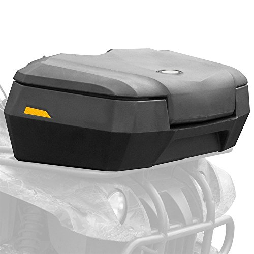 Rage Powersports Black Widow ATV-CB-6600 Front Rack Loacking ATV Cargo Box