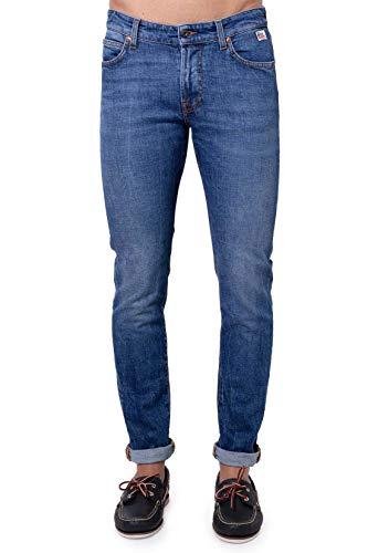 Roy Roger's - Jeans Slim Uomo 517 Dolcetto - Taglia 31