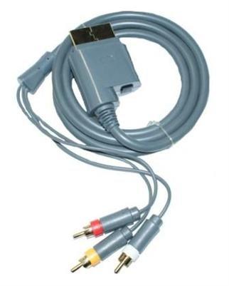 3-Cinch Audio Video Kabel für XBOX360 XBOX 360 - RBrothersTechnologie