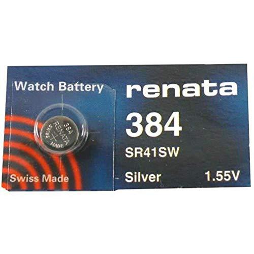 Renata 384–Ladegerät für Uhr
