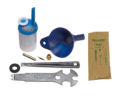 Petromax Start-Set (Packungsset) das zu der Petromax HK150 / HK500 mitgeliefert wird. (HK500)