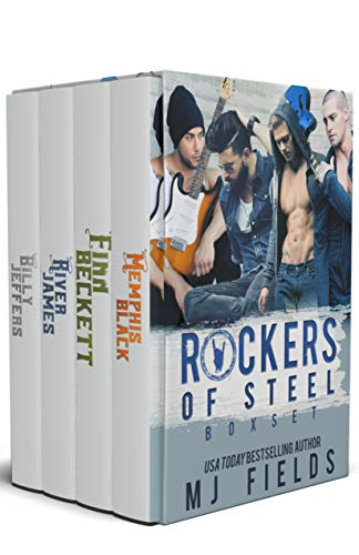 Rockers of Steel: Rockers of Steel Box Set (Steel World Box Set Book 3) (English Edition)