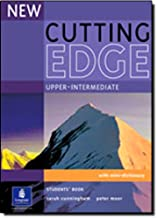 Best new cutting edge upper intermediate students book Reviews