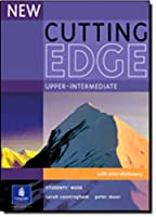 NEW CUTTING EDGE UPPER-INTERMEDIATE: STUDENT BOOK+MINIDICTIONARY