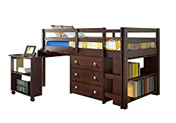 childrens-cabin-bed-for-small-bedrooms