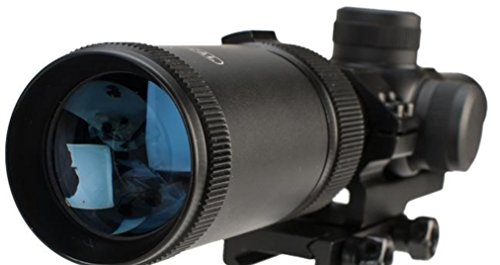 CenterPoint Optics 1-4x20mm Riflescope