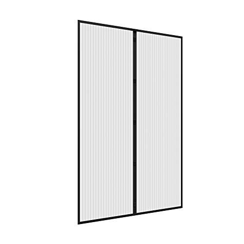 Fliegengitter Tür mit Magnet