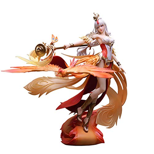 YHX King Glory official hand-held, Wang Zhaojun, Phoenix skin character model