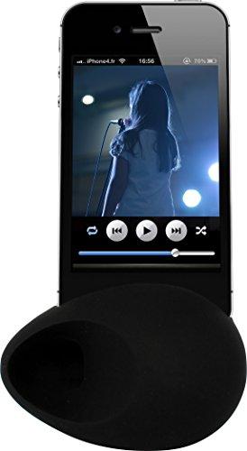 The Kase Huevo Amplificador de Sonido para iPhone 5/5S/5C/se