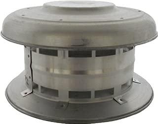 Speedi-Products BV-BRC 06 6-Inch Aluminum B-Vent Rain Cap