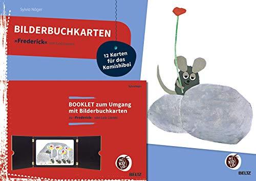 Bilderbuchkarten »Frederick« von Leo Lionni: Mit Booklet zum Umgang mit 12 Bilderbuchkarten für das Kamishibai