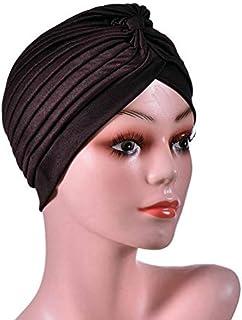 Colours Bandanas Headband Stretchy Turban Hat Headband