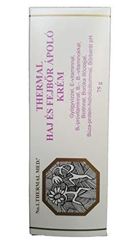 De pelo y cabeza piel cuidado Crema de Thermal Heil Agua Con Micro de, oligoelementos y vitaminas 75gramos