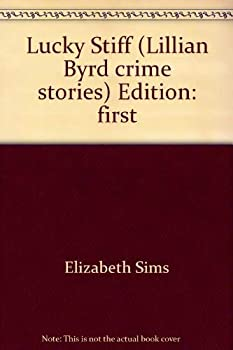 Hardcover Lucky Stiff (Lillian Byrd crime stories) Book
