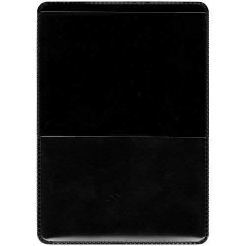 StoreSMART - Black Back Auto Insurance & ID Card Holder - Single Pack - RFS20-BL1