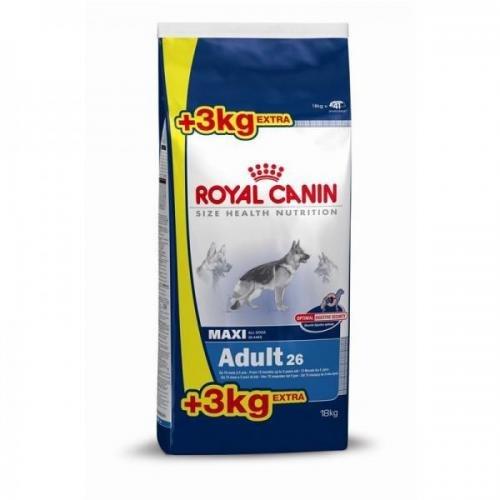 Royal Canin Size Maxi Adult 15kg + 3kg, Hundefutter, Trockenfutter