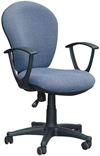 MHIBAX silla para juegosSilla de oficina Silla de oficina con brazos, silla de la computadora de oficina Eleva al personal Cátedra Inicio Silla Sillón de Split