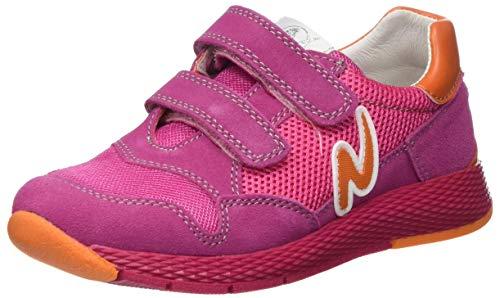 Naturino Jungen Mädchen Sammy. Gymnastikschuhe, Pink (Fuxia/Arancio 1l11), 30 EU