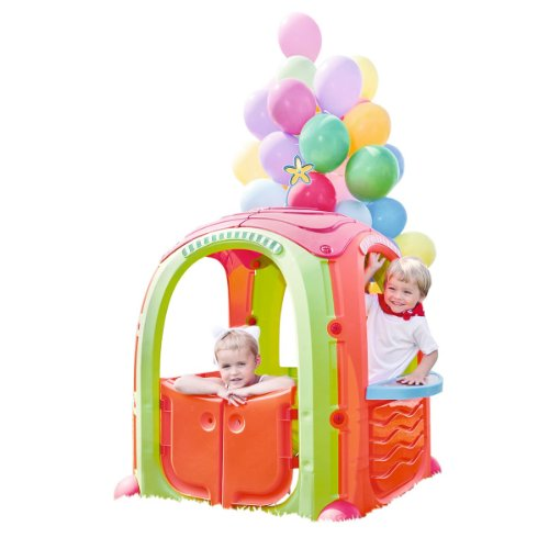 Paradiso Toys - T02500 - Jeu de Plein Air - Maison Cocoon Playhouse