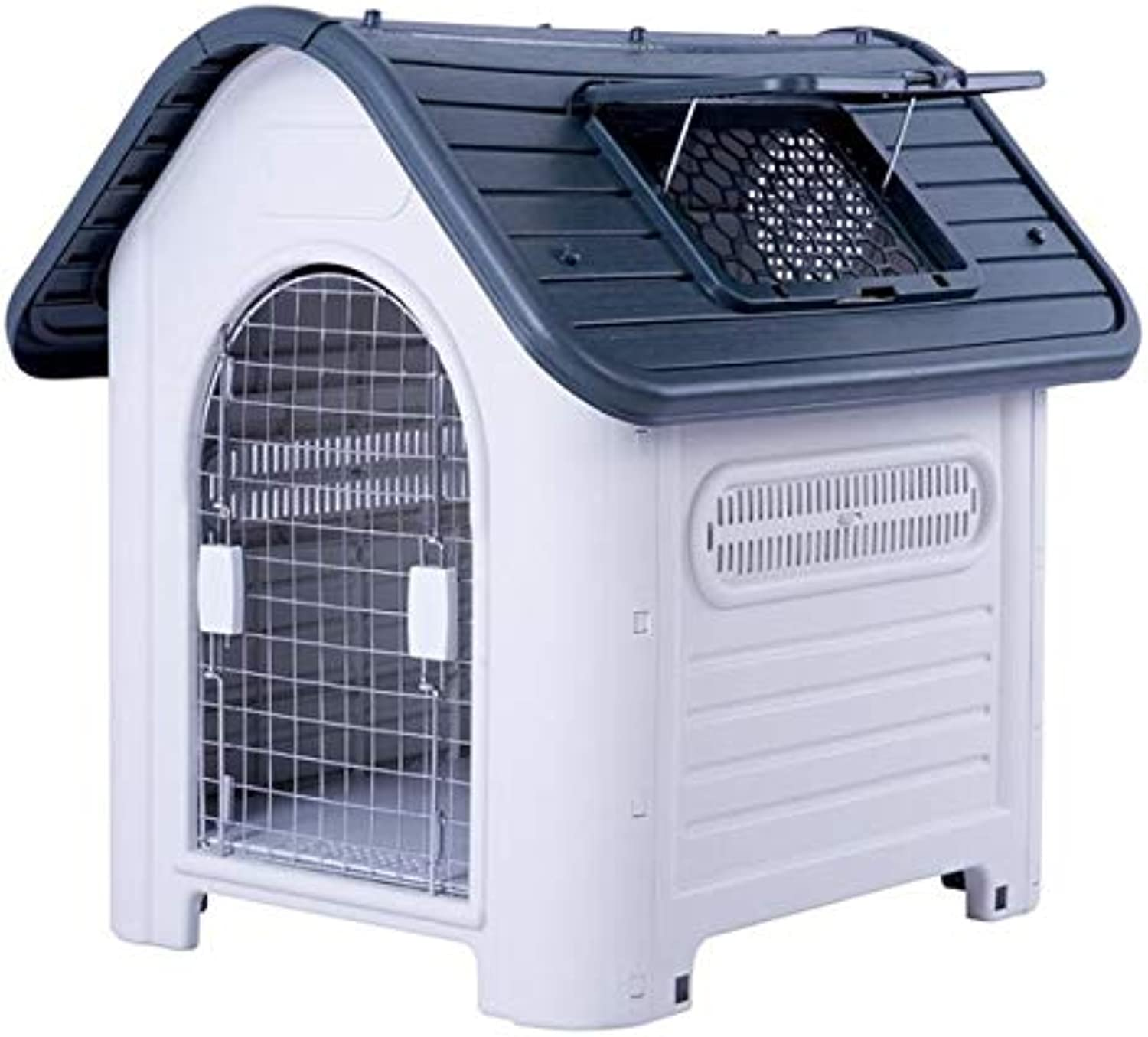 CARBE kennelOutdoor Four Seasons Universal Dog House Removable Dog House Small And Medium Sized Dog House Outdoor Weatherproof Kennel
