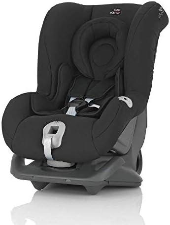 Britax Römer car seat, FIRST CLASS PLUS car seat group 0 + / 1 (birth-18 kg), Cosmos Black